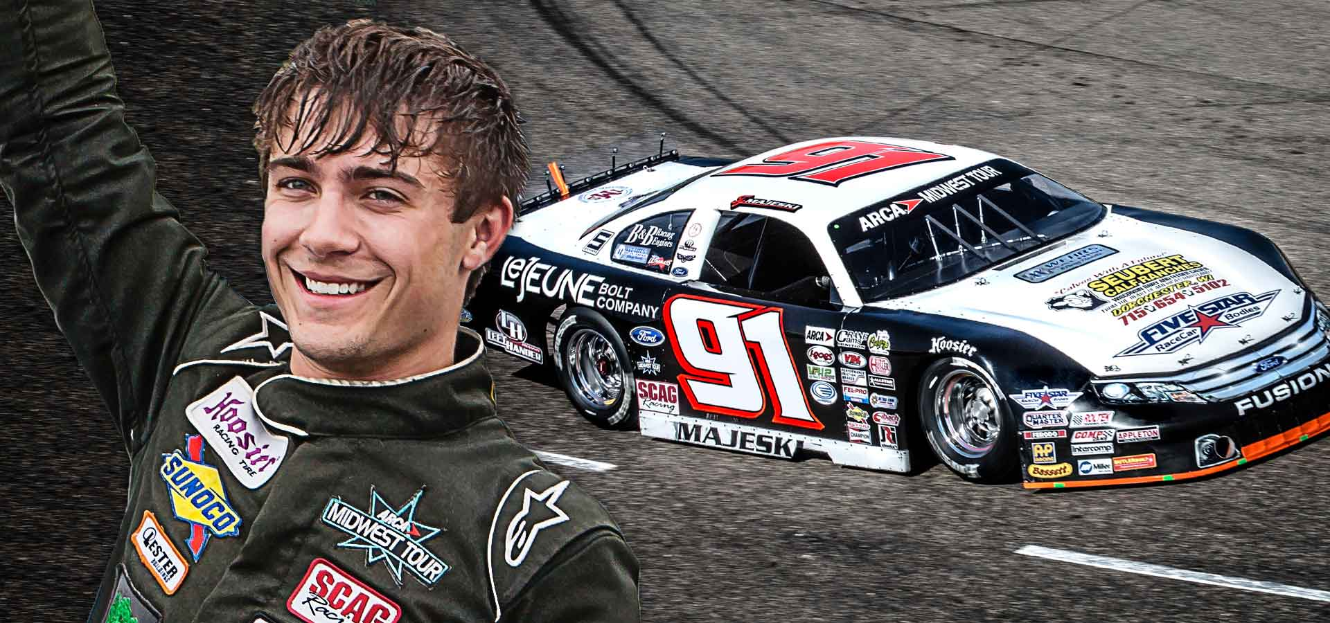 Jim Burke Ford >> Jim Burke Ford And Ty Majeski Team Up For The 2018 Winter Showdown